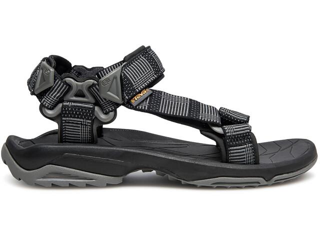 Teva M's Terra Fi Lite Sandals Atitlan Black